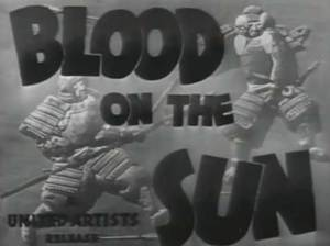 Opening title from original film