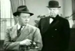 "Mike Axford and Ed Lowery in ""The Green Hornet Strikes Again"""