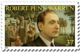 Robert Penn Warren commemorative stamp