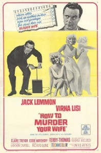 How to Murder Your WIfe film poster from Wikipedia