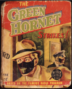 The Green Hornet Strikes