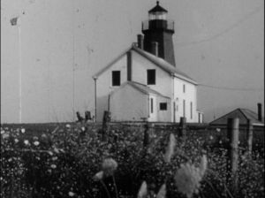Screen-capture from the TV show, the Lighthouse in Daylight