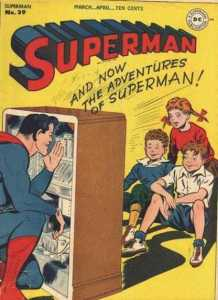 Cover of Supermancomic39-1
