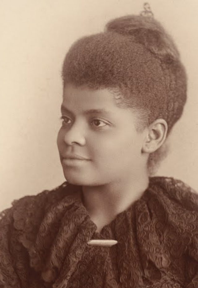 Ida B Wells portrait